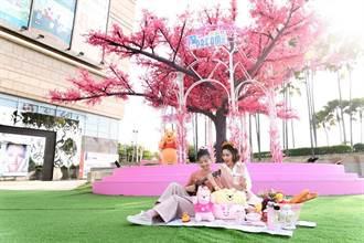 夢時代推出「開心花.美麗GO」優惠活動