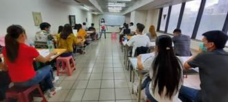 中市越、菲、印籍移工免費中文班 即起受理報名