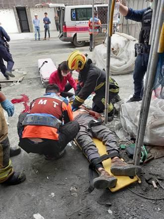 又傳工安意外 台南安南區工人3樓墜地身亡