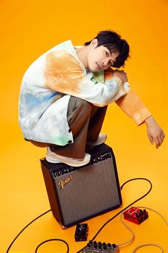 魚丁糸吉他手開金口 劉家凱推出首支單曲〈別像個男人〉