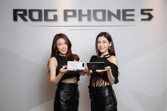 電競手機ROG Phone 5發表  升級版AirTrigger 5讓你克敵制勝