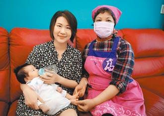 月嫂李悅嫣 10年呵護過88個寶寶
