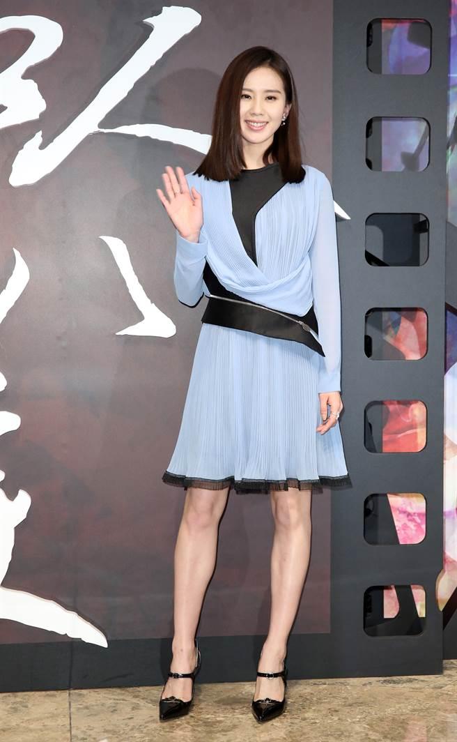 劉詩詩是演藝圈著名的氣質女神。(圖/本報系資料照片)