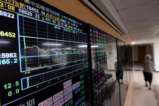 美国科技股绝地大反攻,台股开盘上涨。(图/本报系资料照片)