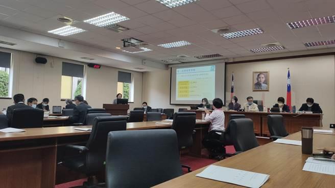 立法院經濟委員會今天邀請公平會進行業務報告。(林良齊攝)
