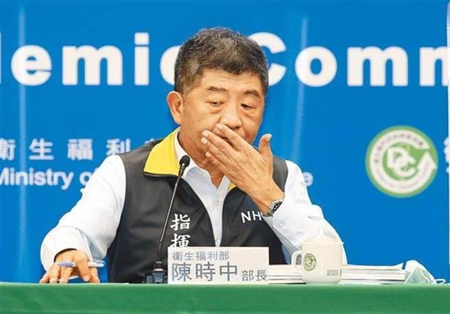 衛福部部長陳時中。(圖/本報系資料照)