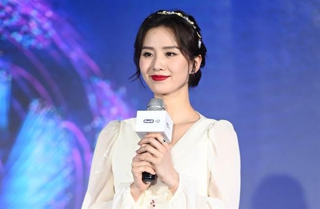 劉詩詩今過34歲生日。(圖/達志影像)