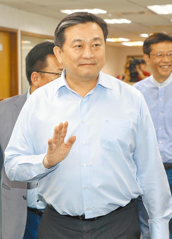 立法委員王定宇。(本報資料照片)