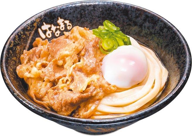 日本連鎖品牌花丸烏龍麵,是日本旅遊必吃推薦,但目前並未拓展台灣市場。(摘自Hanamaru Udon官網)