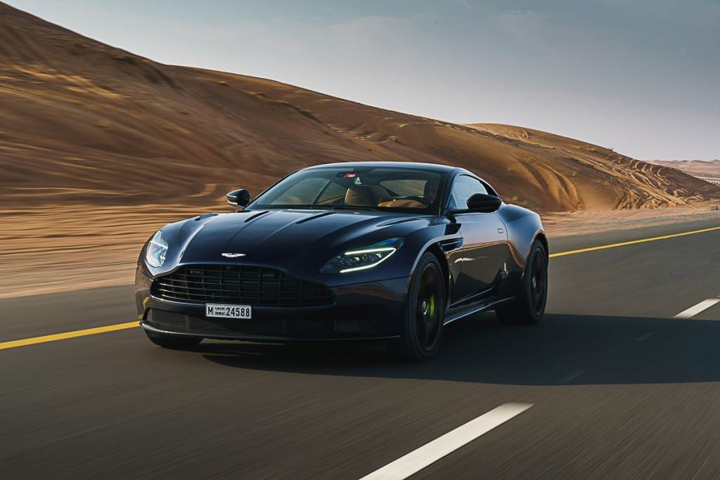 無可挽回的電氣化態勢 Aston Martin傳將於2025年推出純電作品
