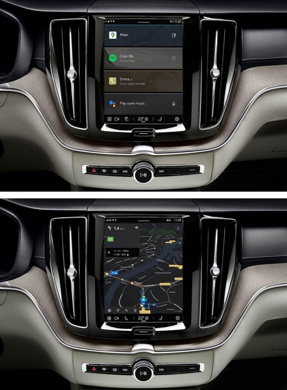 PHEV 動力編成調整、導入 Android OS 主機系統,Volvo XC60 小改款正式亮相!