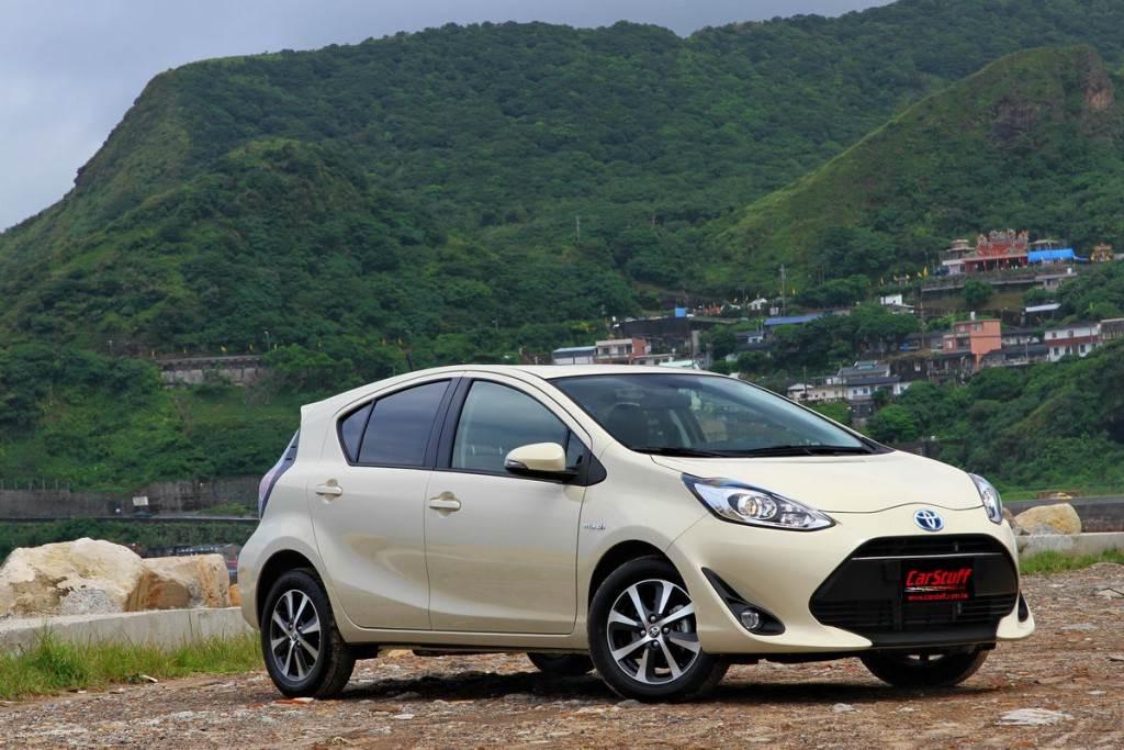 Toyota Prius C 入門油電小車先行下架、新世代車型將於今年內推出!