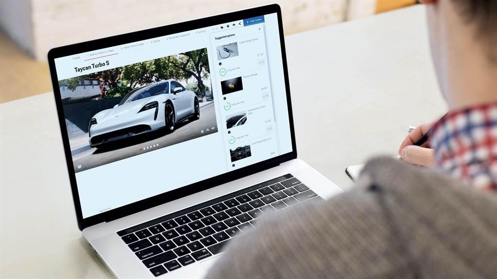 """測試結果顯示,""""打造您的保時捷 (Porsche Car Configurator)"""" 新增的AI人工智慧推薦引擎推薦準確率超過90%。"""