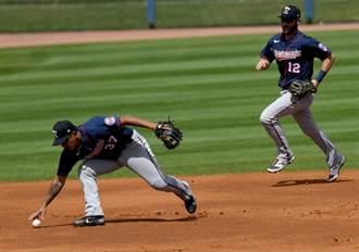 MLB》林子偉戰去年冠軍光芒 連3戰敲安、打點開張