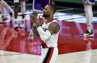 NBA》名嘴喊該轉隊 利拉德回嗆:要幫拓荒者奪冠