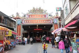 白沙屯媽祖進香周六起受理報名 今年為防疫不開放鑽轎底