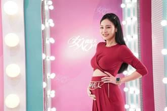 王思佳懷孕18周最怕大法師吐法 因帆嫂才知有寶寶