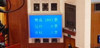 大陸人大通過香港選舉制度草案 多項重點內容公布