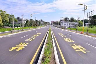 花蓮市新興路增開支線 月底開通紓解美崙至後站車潮