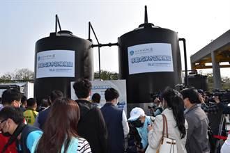 時評》台灣缺水 全球斷鏈