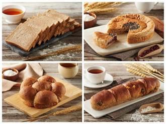 全聯READ BREAD攜手岩島成 首推全新熟麩麵包系列