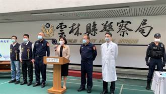 毒品分裝場隱身鐵皮屋 雲警查獲大量毒咖啡包