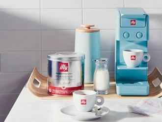 嘉里首部illy膠囊咖啡機上市