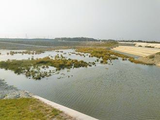 北港、元長2滯洪池 解決沿海淹缺水