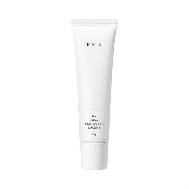 RMK UV防護乳 SPF35 PA++++(透光勻色型) 60g,1300元。(RMK提供)
