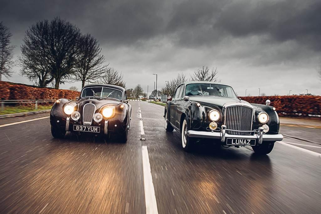 以電動之名將經典帶進21世紀 Lunaz Design重塑Bentley經典車