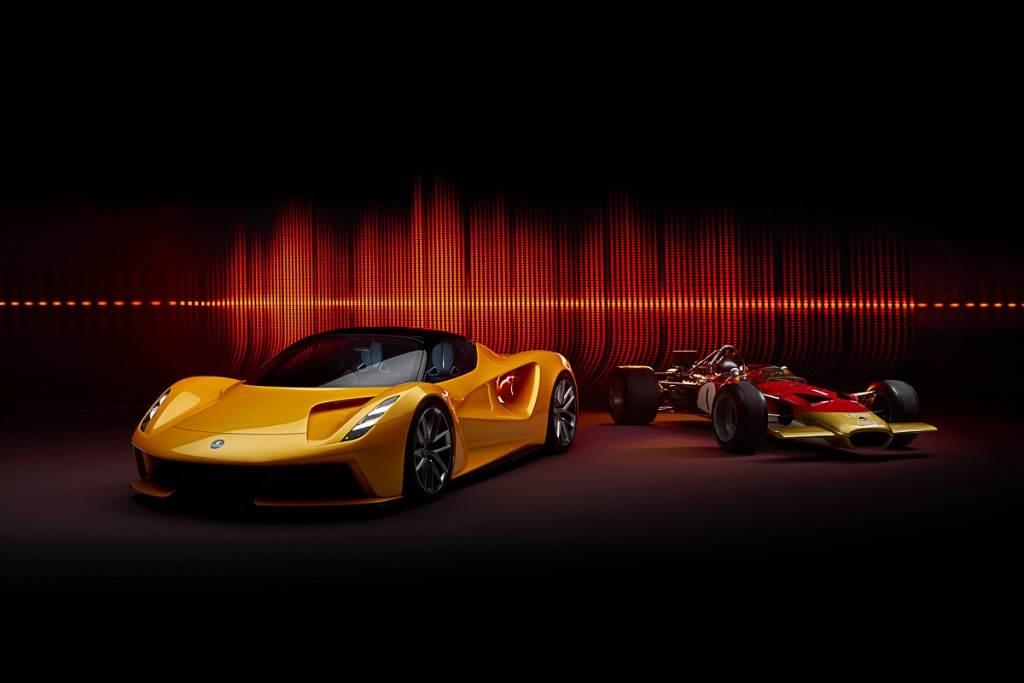 用音樂玩聲浪!Lotus商請音樂製作人Patrick Patrikios替Evija打造電子聲浪