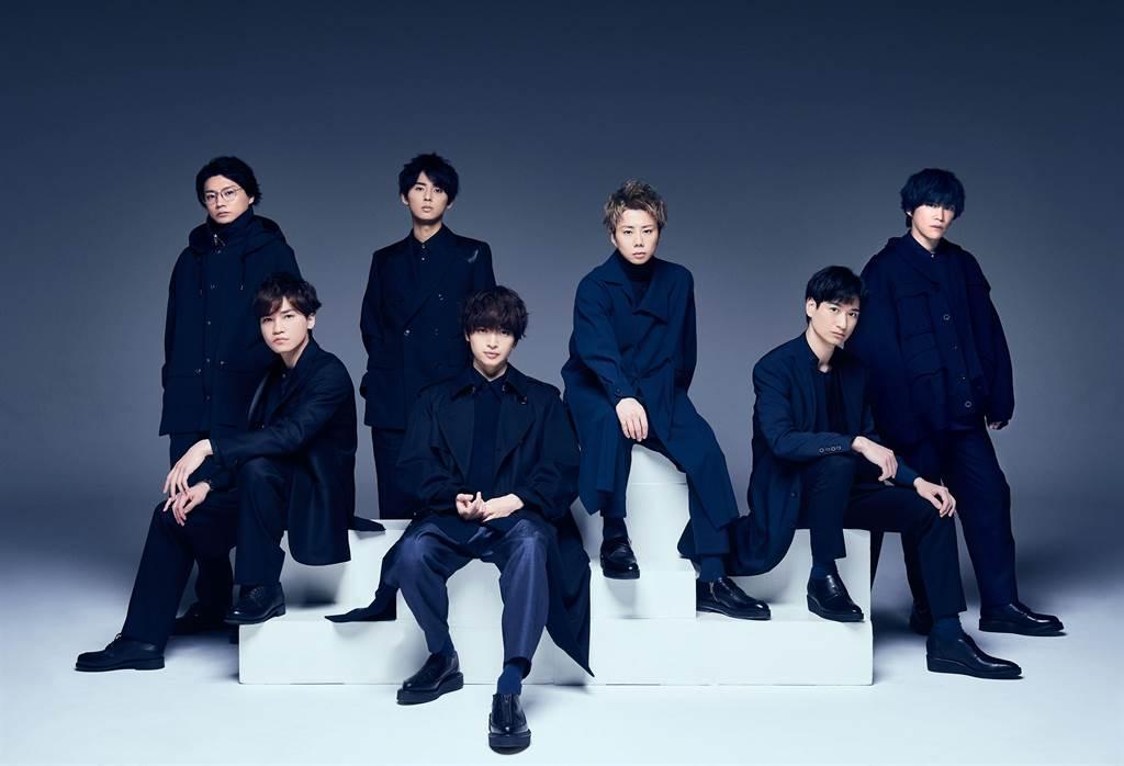 Kis-My-Ft2最新單曲《Luv Bias》首週再奪冠。(愛貝克思提供)