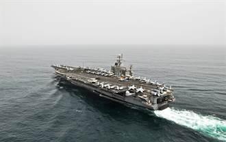 拜登砍國防預算 美航空母艦或要說再見