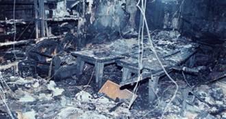 【惡火奇案】史上最慘 37人擠窗口焦屍堆疊 警消衝現場傻了