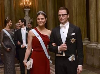 瑞典王室再染疫 王儲夫婦確診新冠肺炎