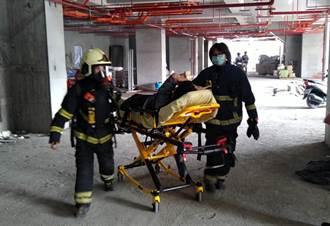 屏東萬丹儲水槽施工 3工人進入陸續昏迷獲救送醫