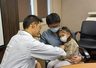 小朋友久咳不癒當心氣喘 醫:過敏體質、家人抽菸者都是高危險群