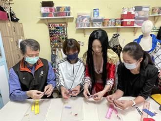 會計專業取女裝製作雙證照 Cosplay達人縫出一片天