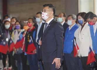馬吳江同台紀念國父 馬英九讚江啟臣帶領國民黨在邁向成功的路當中
