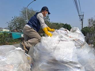 棄置垃圾賺1.5萬恐賠1500萬 新北環警聯手破非法業者