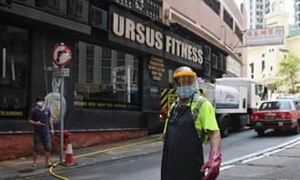 香港爆第5波疫情如山林大火 健身房數日內確診破百例