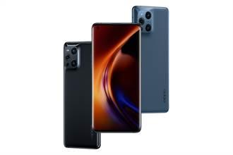 OPPO Find X3旗艦手機發表 全機支援10bit定義色彩新標準