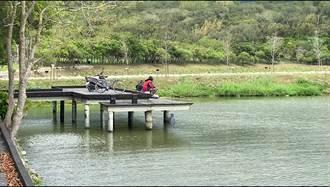 大坡池釣害魚兼賺外快 釣客反應佳