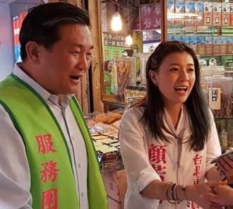 王定宇和顏若芳只是房東與房客? 最新民調結果一面倒