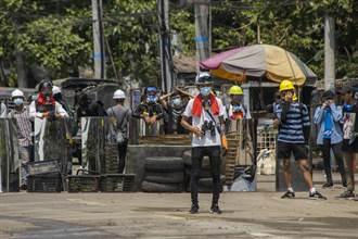 軍方鎮壓示威日益嚴厲 英國建議公民離開緬甸