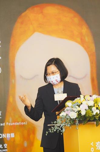 311大地震10周年 奈良美智特展開幕 見證台日友好!新作朦朧潮濕的一天 專為台灣而畫