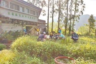 宜蘭雙連埤生態教室 荒野擬續營運