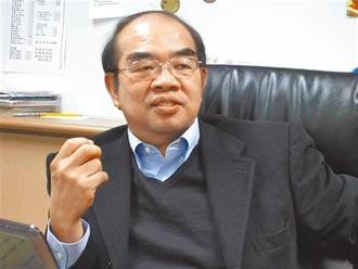 專利爭議 前教長吳茂昆不起訴