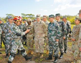 大陸擬強化戰巡 打破台海中線