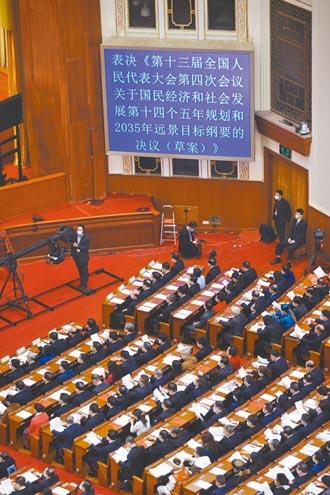 陸委會籲大陸 應停止打壓港人民主
